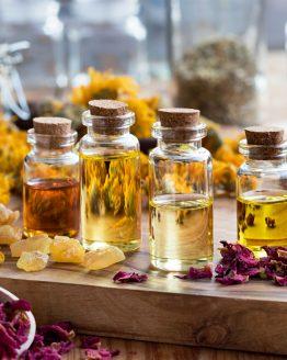 Incensi, Salvia bianca e Oli per diffusore